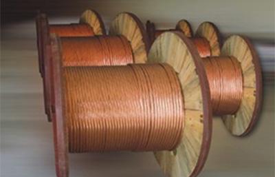 <span>铜包钢绞线</span>